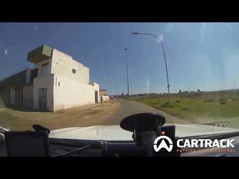 SVR daytime Stolen Vehicle Recovery